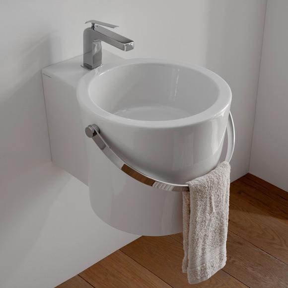 inspirasjon vvs kupp scarabeo bucket er prisvinnende og morsomt design h ndvask tenkt p. Black Bedroom Furniture Sets. Home Design Ideas