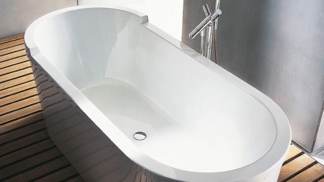 Slik holder du badekaret ditt skinnende hvitt!