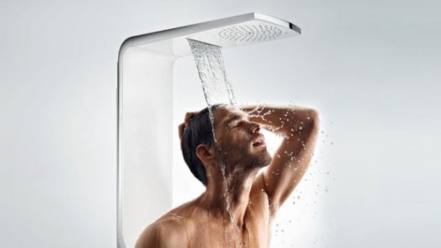 Dusjsøyler og dusjpanel: komfort i luksusklassen