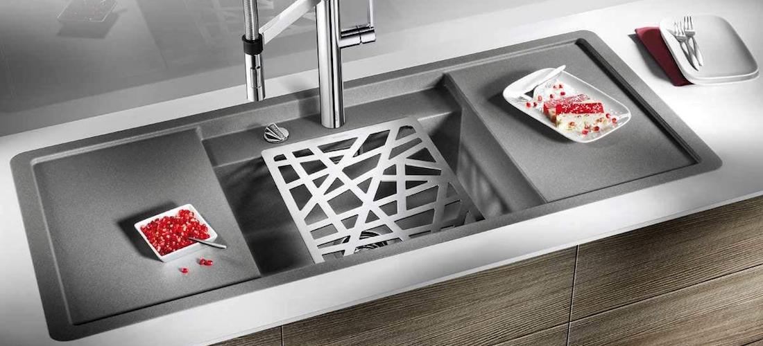 kjøkkenvask BLANCO med rist
