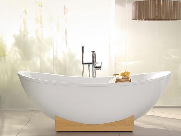 Villeroy My Nature Frittstående badekar