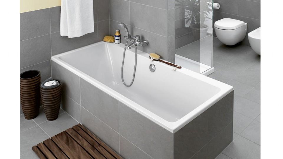 innfliset badekar Inspirasjon VVS Kupp | Hva skal jeg velge av badekar? Frittstående  innfliset badekar