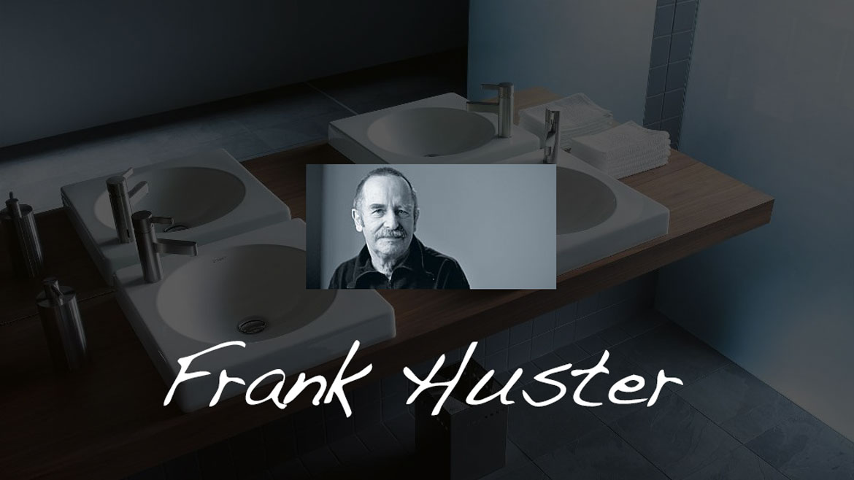 Frank Huster, designer