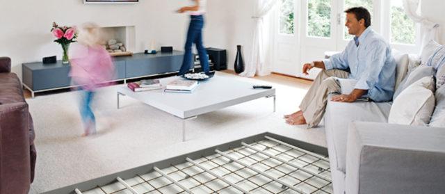 Gulvvarme: bedre inneklima, lavere strømregning