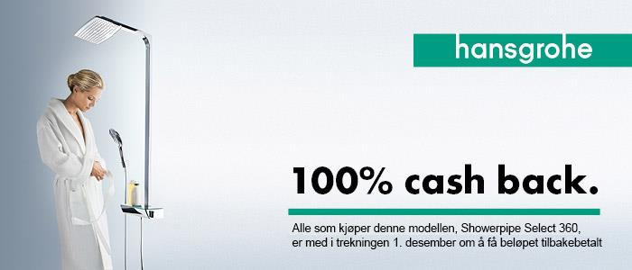 Hansgrohe cashback