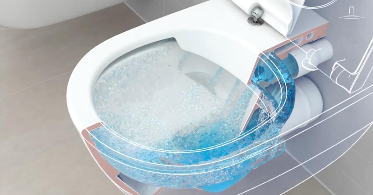 Vannforbruk toalett