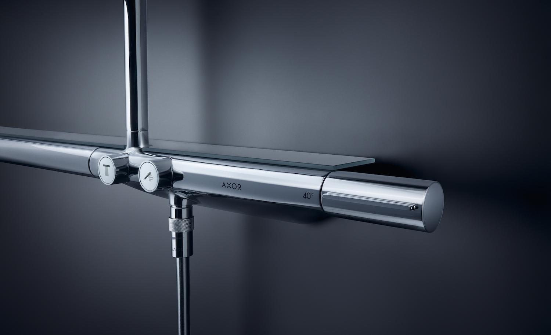 PowderRain showerpipe fra AXOR Hansgrohe