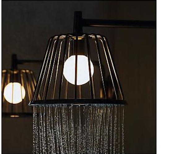 Hvordan velge riktig dusj ? AXOR Lamp Shower