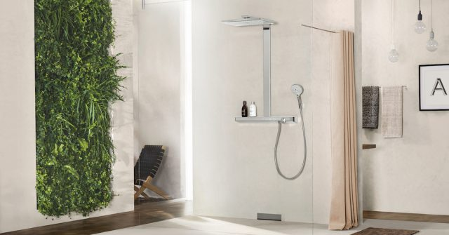 Hvordan velge riktig dusj?