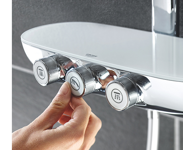 GROHE SmartControl Rainshower