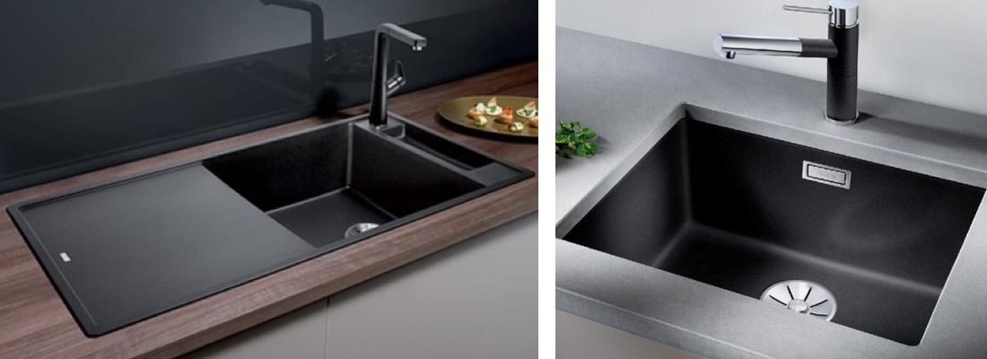 kjøkkenkampanje kjøkkenvask Blanco
