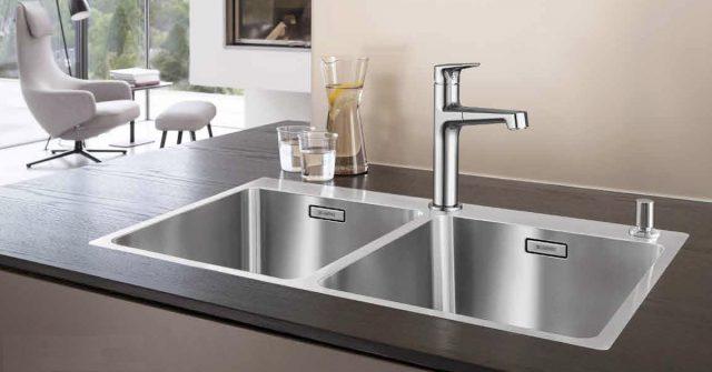 Kjøkkenvask – vanlige spørsmål