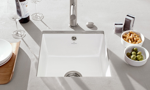 kjøkkenvask underlimt Villeroy & Boch