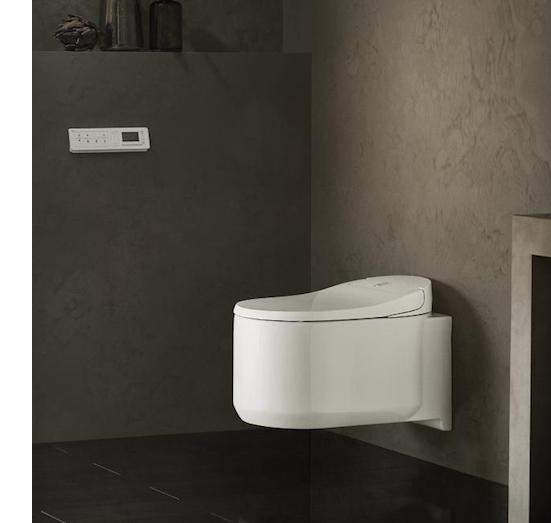 valg av toalett GROHE Sensia Arena dusjtoalett vvskupp.no