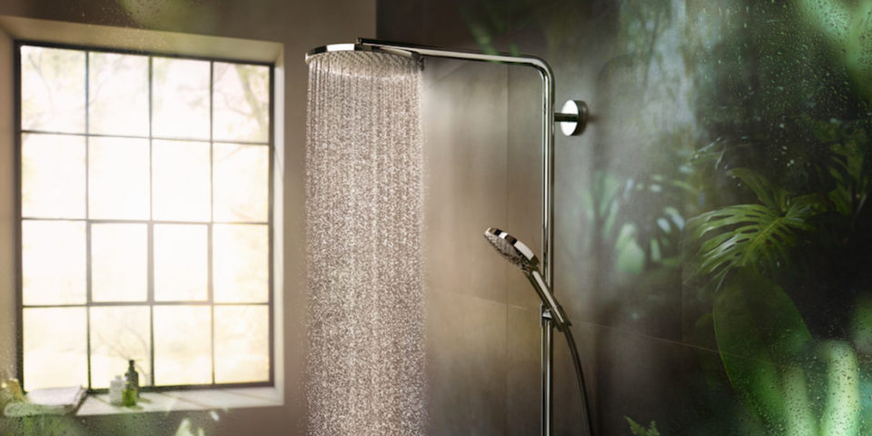 Hansgrohe Powderrain