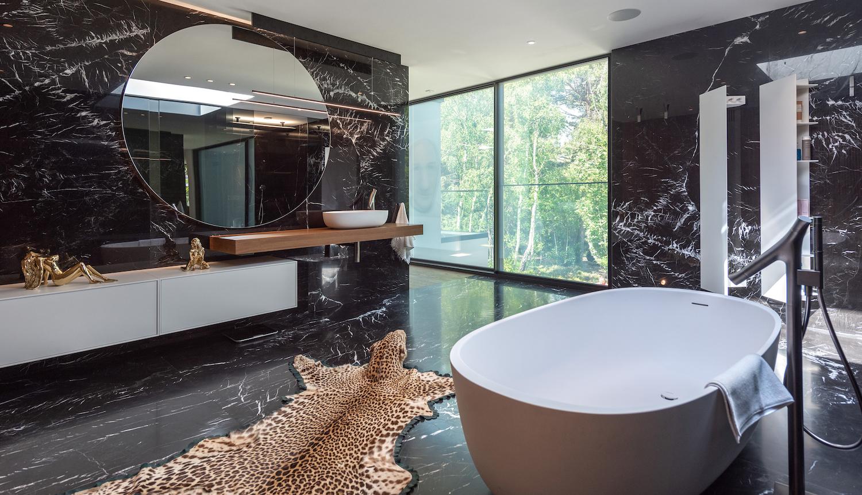 AXOR på badet – sjekk ut disse unike baderommene!